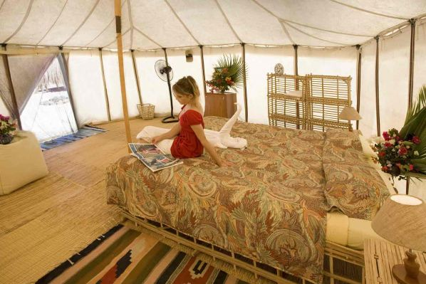 The Royal Tent  Should ... & Domed Canvas Tents | Red Sea Egypt