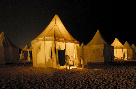 Domed Canvas Tents & Domed Canvas Tents | Red Sea Egypt